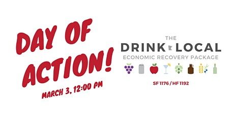 Drink Local Day of Action tickets