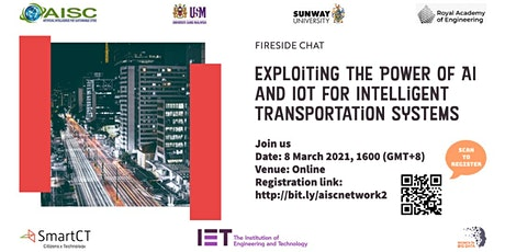 Exploiting the Power of AI and IoT for Intelligent Transportation Systems tickets
