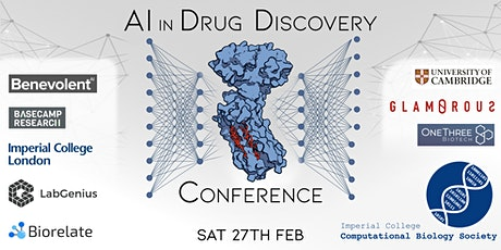 AI in Drug Discovery Conference tickets