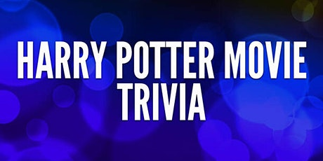 Harry Potter Movie Trivia Fundraiser (live host) via Zoom (EB) tickets