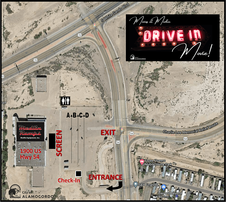 Movies at Medlin: Drive-in Movie Bad Boys for Life image