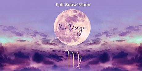 Full 'Snow' Moon Healing Soul Circle tickets