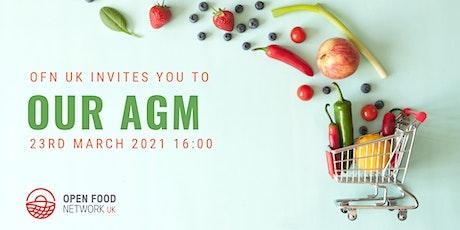 OFN UK AGM 2021 tickets