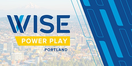 WISE Portland Power Play tickets