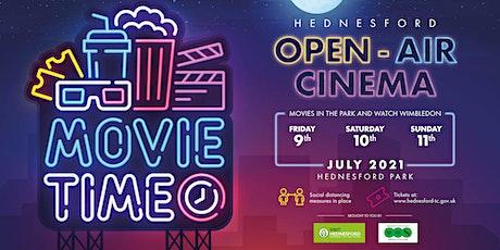 Grease: Hednesford Open Air Cinema billets