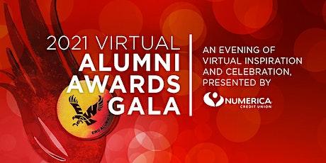 2021 Alumni Awards tickets