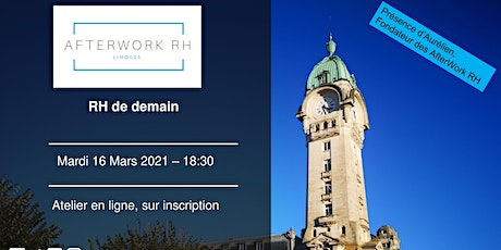 AfterWork RH - Reprise ! billets