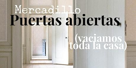 Mercadillo Puertas Abiertas - Aravaca entradas