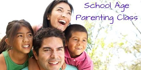 Virtual Active Parenting Classes 5-12 years tickets