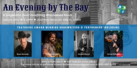 An Evening By the Bay - Songwriters Event benefitting Westonwood Ranch tickets