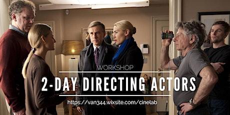 2-day workshop: Directing Actors tickets