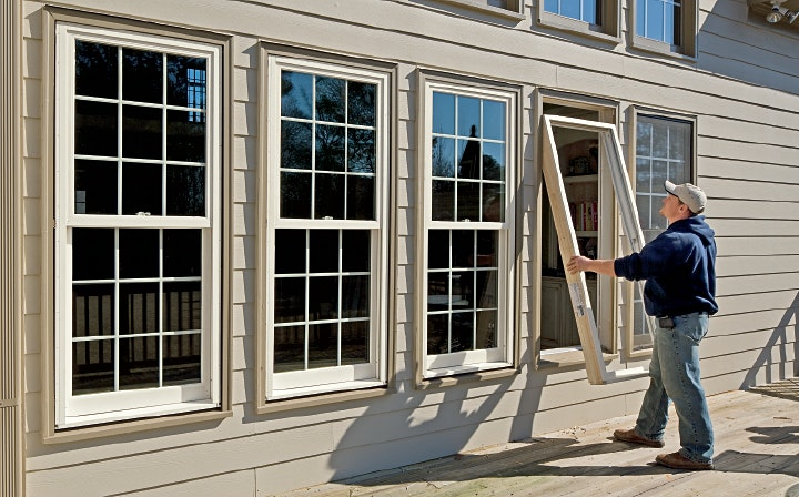 Replacement Window Solutions w/Marvin image