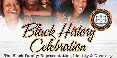 Inaugural Tri-City NAACP Black History Month Celebration in Suisun City tickets
