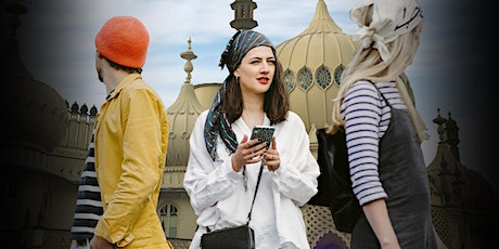 Treasure Hunt Brighton - The Palace and the Promenade - 2-2½ hours tickets