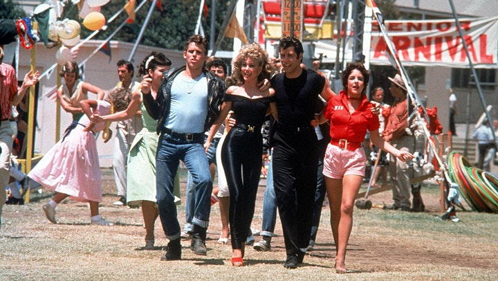 Grease: Hednesford Open Air Cinema image