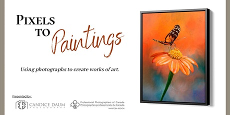 4303-0041 PPOC-Manitoba Presents: Pixels to Paintings tickets