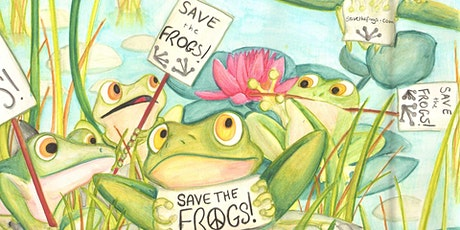 Vernal Pool Party - Save the Frogs ! Celebrate the rights of Springtime !!! tickets