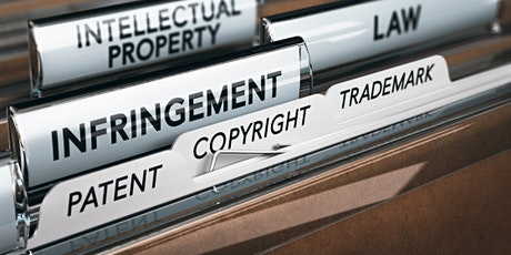 Register to protect -Trademarks, Copyrights & Patents tickets