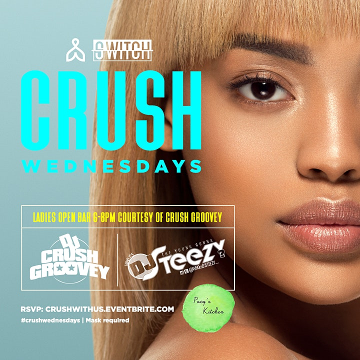 LXGRP Presents: Crush Wednesdays image