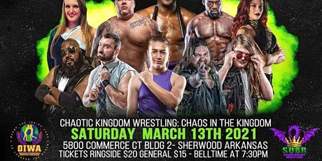 CKW Presents: CHAOS IN THE KINGDOM tickets