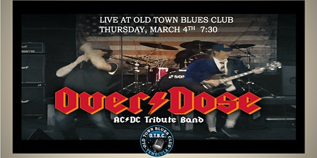 AC/DC OVERDOSE- TRIBUTE to AC/DC! tickets