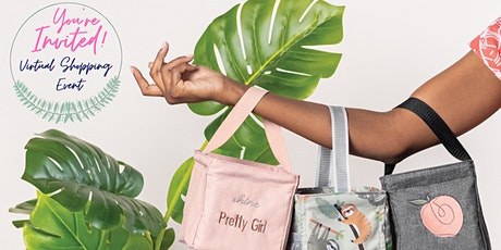 Ieysha's Fab Totes & More Virtual Shopping Event! tickets