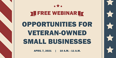Opportunities for Veteran-Owned Small Businesses in West Virginia tickets