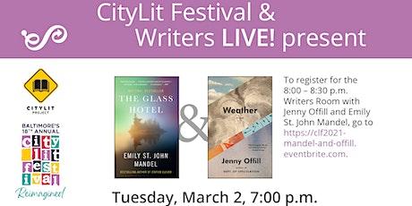 Emily St. John Mandel & Jenny Offill tickets