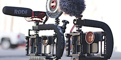 Réaliser des vidéos pro avec son smartphone - 3 Modules - 24-25-26 Mars billets