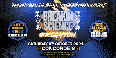 Breakin Science Brighton