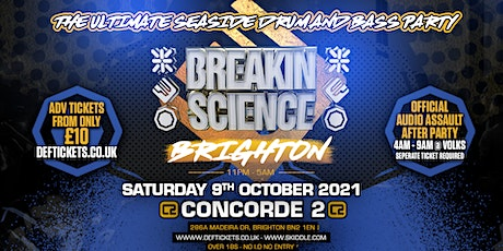 Breakin Science Brighton tickets