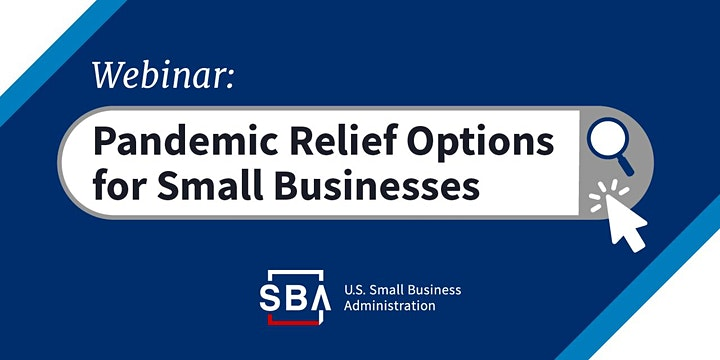 MAR10: Pandemic Relief Options for Small Businesses image