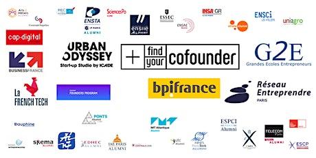 FIND YOUR COFOUNDER France #9 (en ligne) tickets