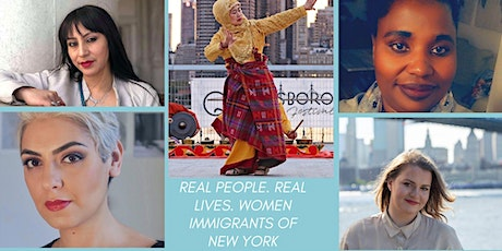 Inspiring Conversation: Real People. Real Lives. Women Immigrants of NYC tickets