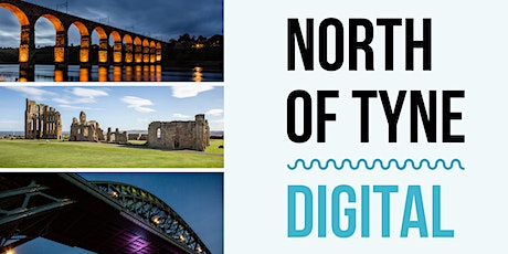 A Digital and Data Led Recovery in the North of Tyne tickets