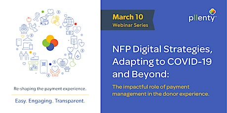 NFP Digital Strategies, Adapting to COVID-19 and Beyond tickets