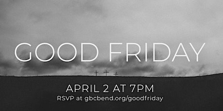 Good Friday Service | April 2nd tickets