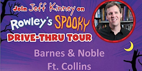 Rowley's Spooky Drive-Thru hosted by Barnes & Noble - Ft. Collins! tickets