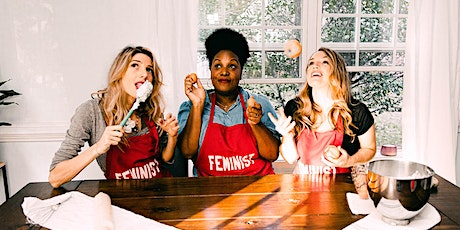 Recipes to Take Down the Patriarchy: the Feminist's Cookbook Launch Party tickets