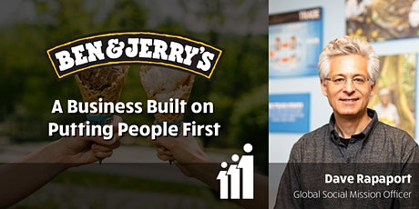 Ben & Jerry's: A Business Built on Putting People First tickets