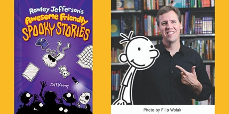 Rowley's Spooky Drive-Thru Tour featuring author Jeff Kinney tickets