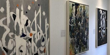 Private tour of Sabah Arbilli art at QAIC tickets