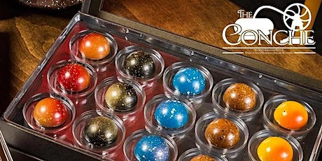 The Conche Presents: Art of Chocolate Making Class 5/15 tickets