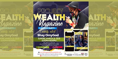 Project Wealth Magazine: Powered by Youth Community Agency tickets