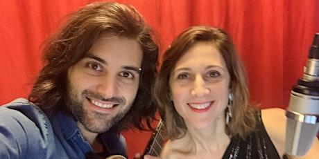 Live virtual concert with Eleanor Dubinsky & Dario Acosta Teich tickets
