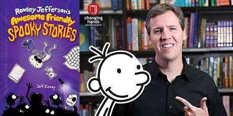 Jeff Kinney: Rowley Jefferson's Awesome Friendly Spooky Stories tickets