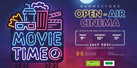 The Goonies: Hednesford Open Air Cinema tickets