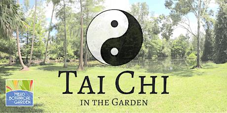 Tai Chi in the Garden tickets