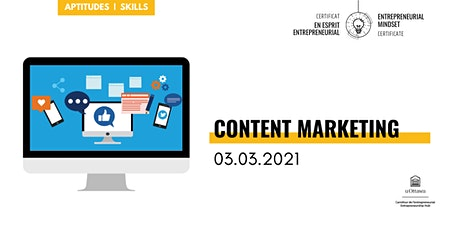 EMC: Content Marketing tickets