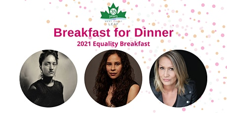 Breakfast for Dinner: 2021 Equality Breakfast Tickets